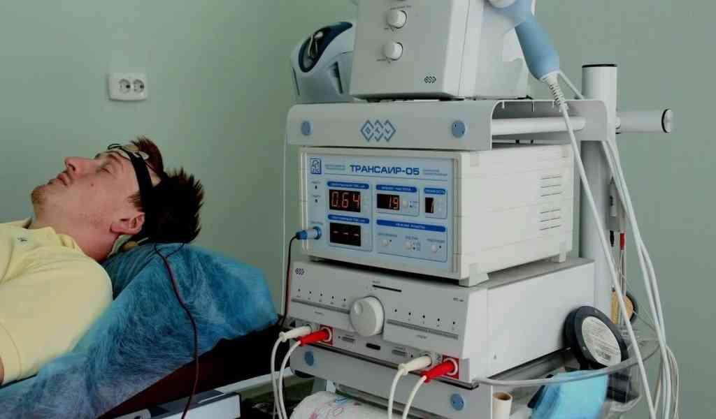 ТЭС-терапия в Болычево
